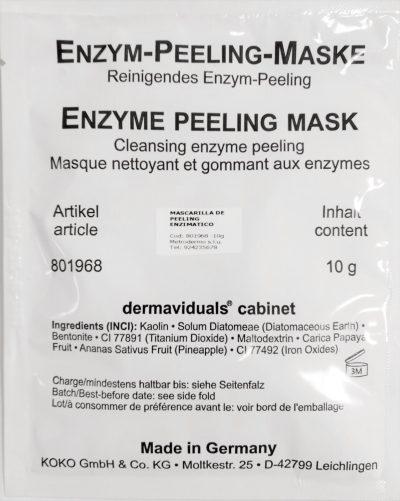 peeling enzimatico